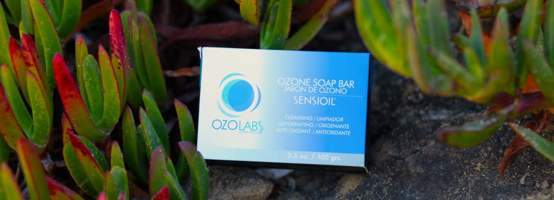 Organic Ozonated Oil Skin Care